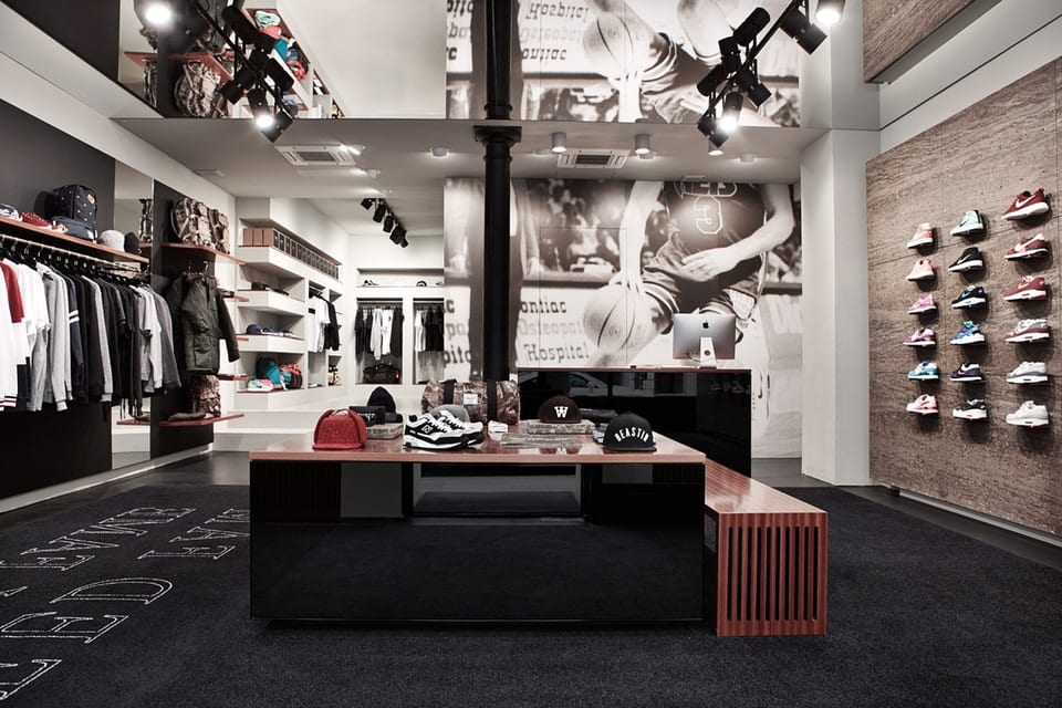 BSTN store