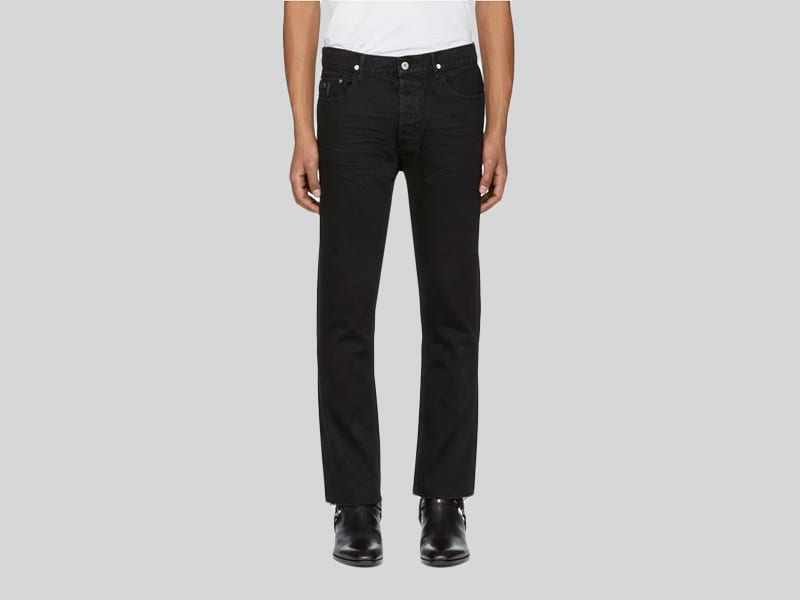 Black Kult Open Jeans - €159,530
