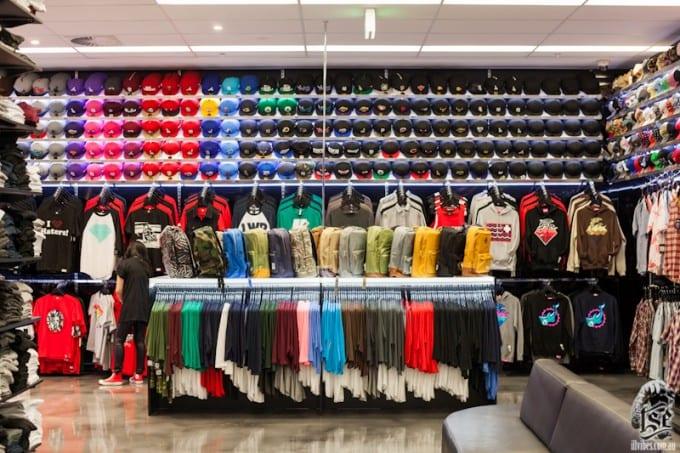 Utopia Clothing Store
