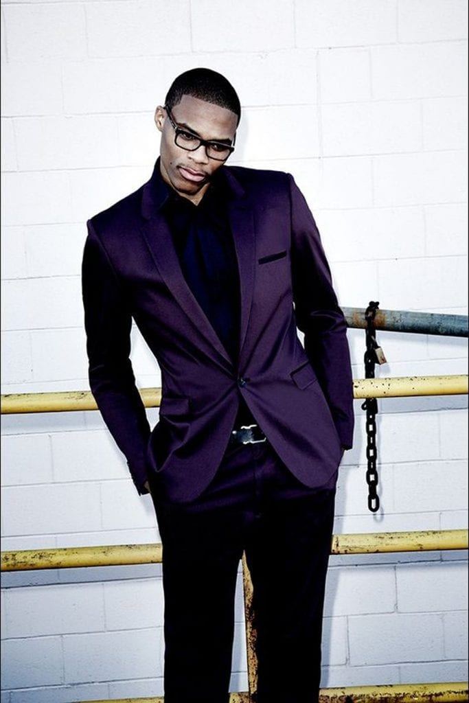 5 Times Russell Westbrook Killed It With His Outfit We