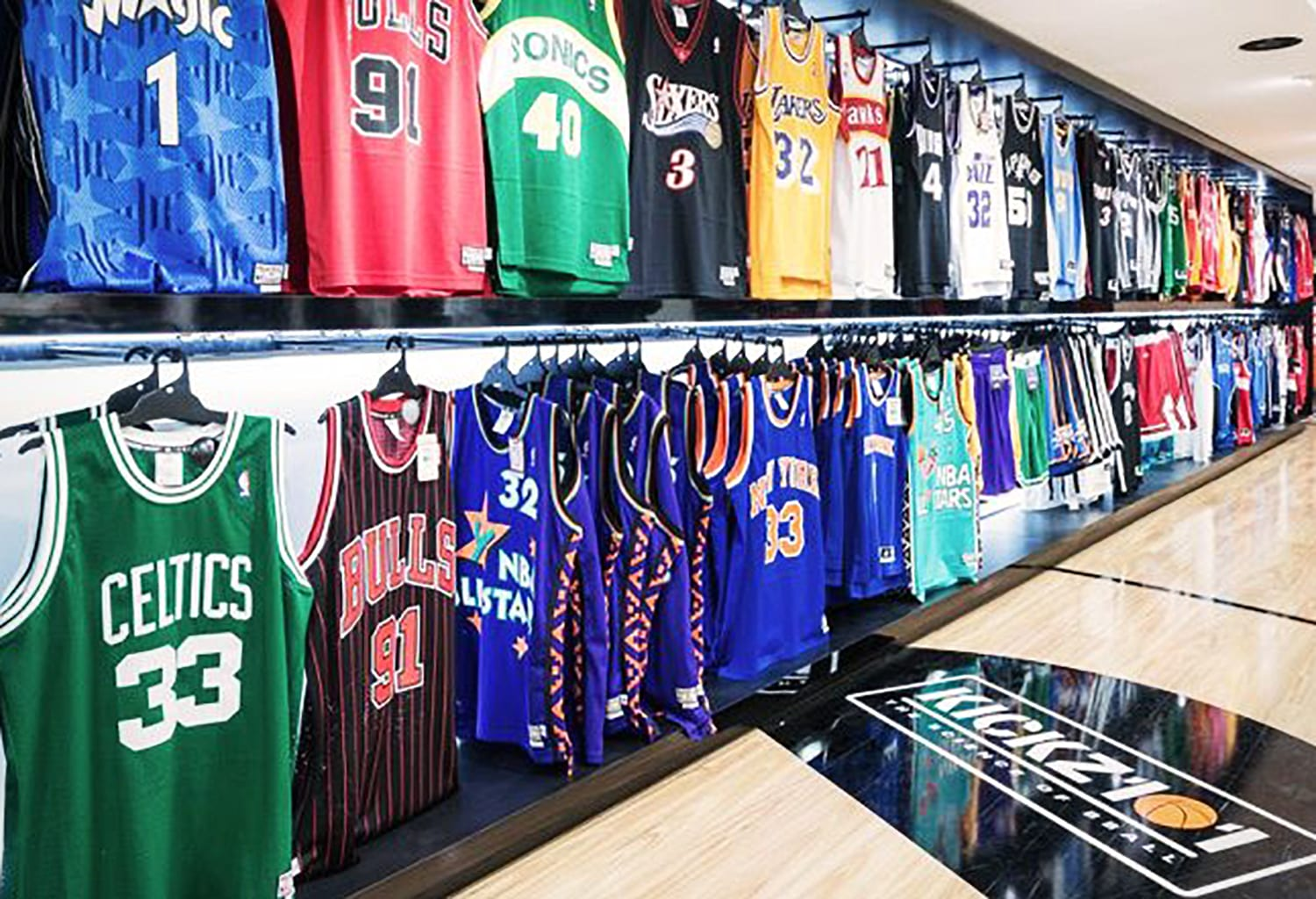 brand new 1ca3f aea01 Four great basketball stores in Sydney — We Are Basket