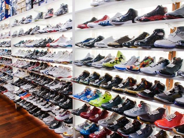 Five Great Sneaker Stores in Tokyo