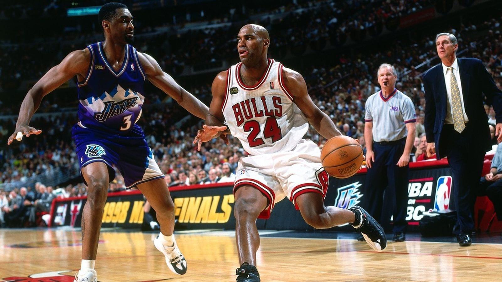 Basketball Players: 5 NBA Players Who Played Baseball