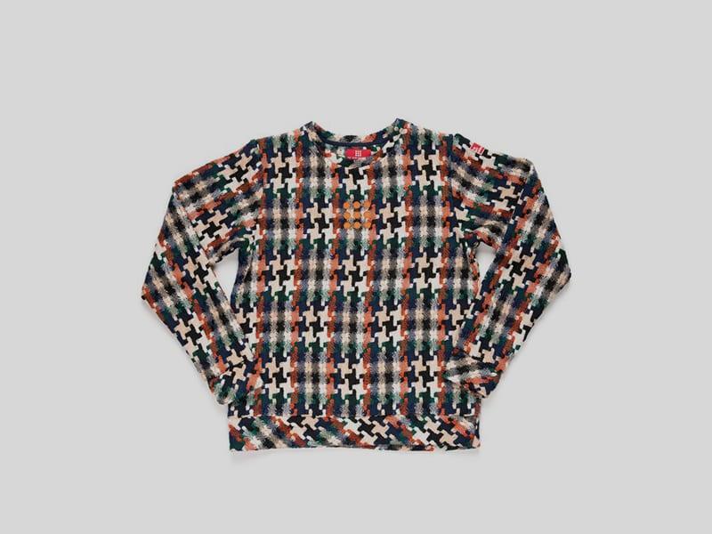 geruit shirt