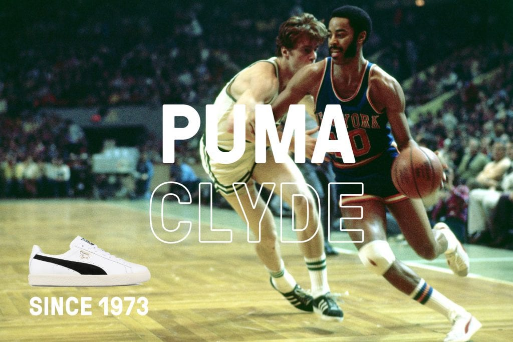 4aad4dfb4261b8 The story about Clyde Style begins in the late 60 s when Puma wanted to  gain a monopoly in basketball