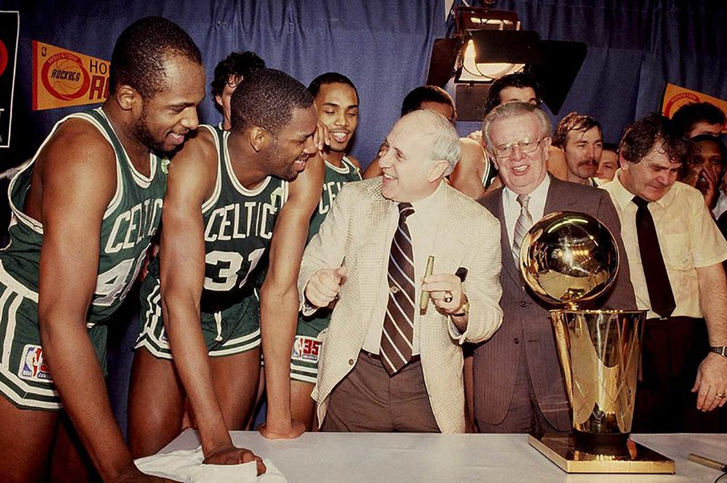 All About the Coach – Red Auerbach — We Are Basket