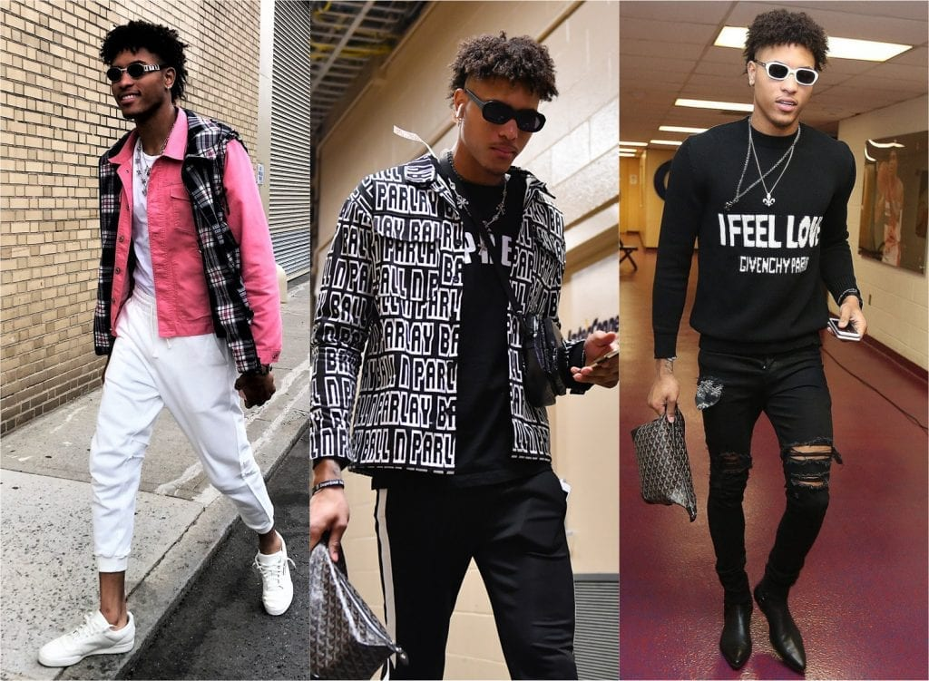 nba�s best dressed � kelly oubre jr � we are basket