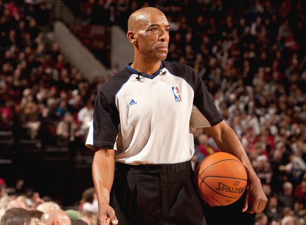 Basketball Players: NBA Players Who Became Referees