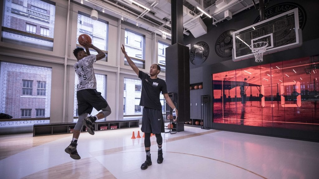super popular 3a418 b47c8 4 Great Basketball Stores in New York — We Are Basket