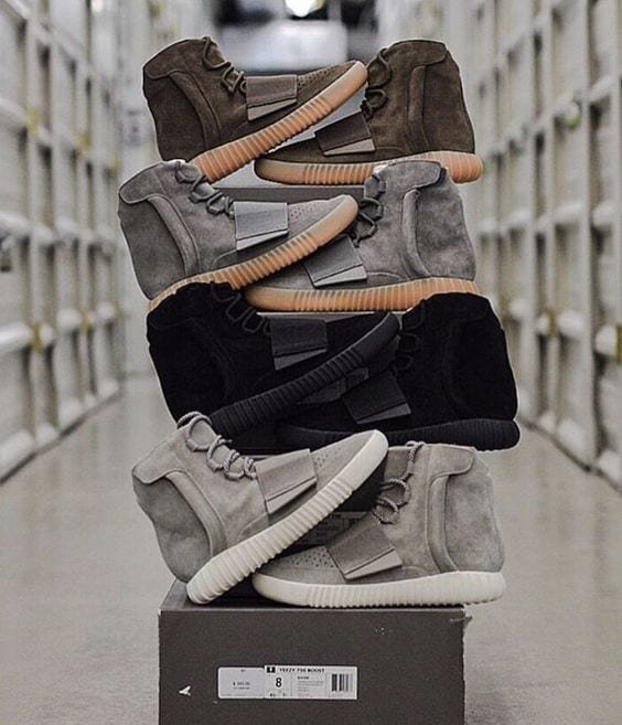 Kanye West Adidas Calabasas Powerphase Sneaker 2017 Release