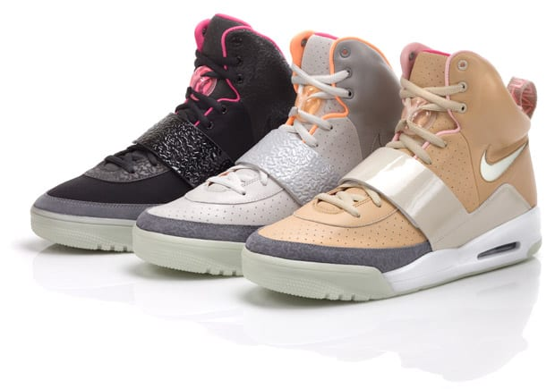 1980979e890a Photo- Hypebeast. 2009 – Nike Air Yeezy l