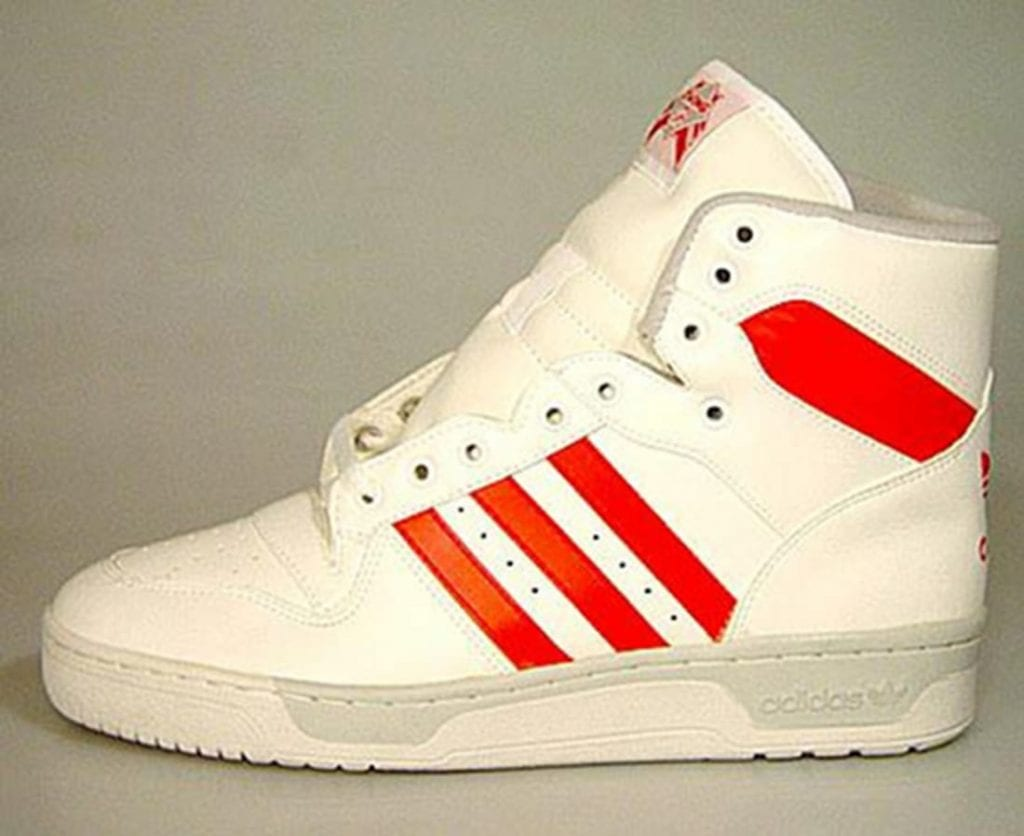 Patrick Ewing Adidas Original Vintage Rivalry Hi Basketball