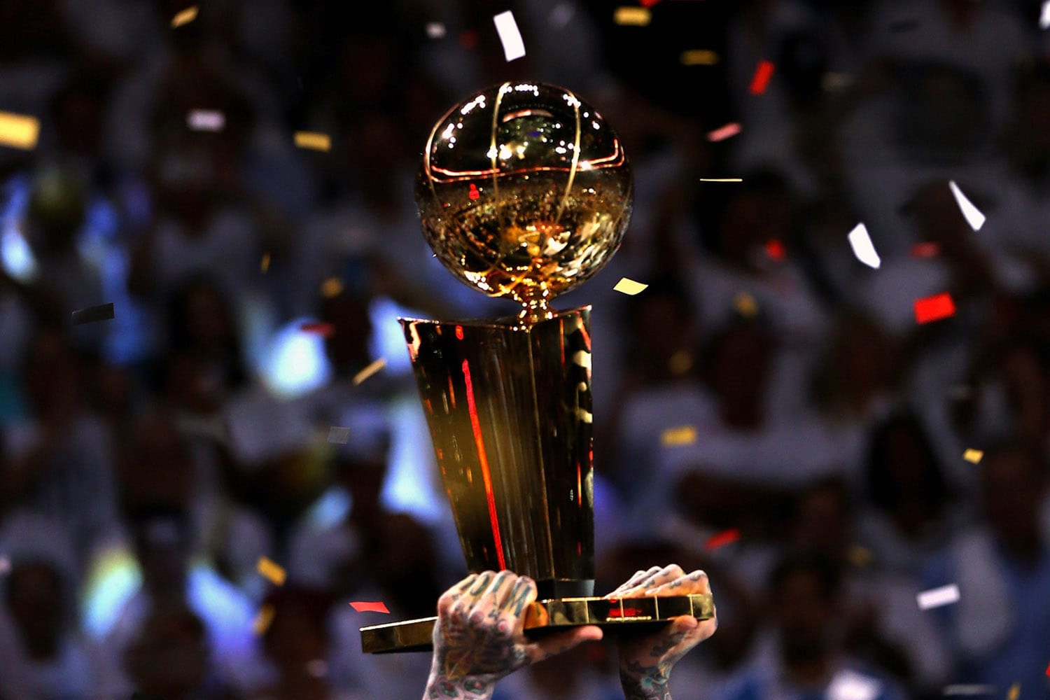 Top 5 Most Championships — We Are Basket