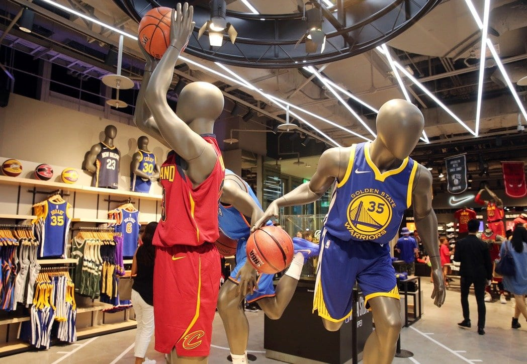 brand new b8c50 13bb9 4 Outstanding Basketball Stores in Taiwan — We Are Basket