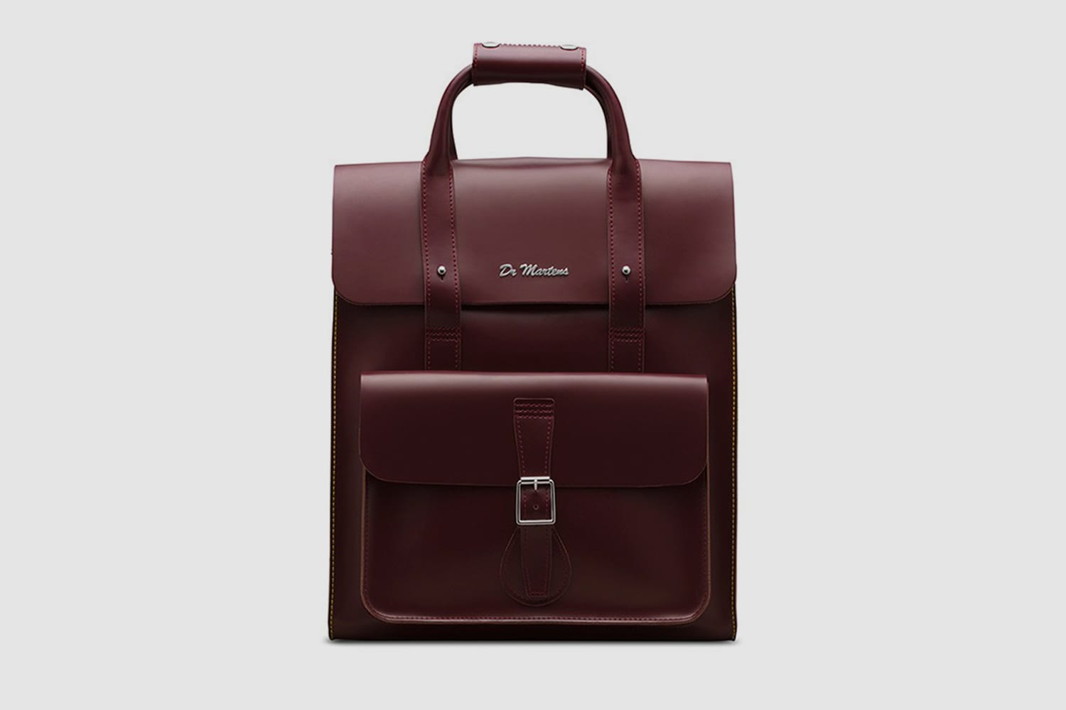 Dr-Martens-Burgundy-backpack