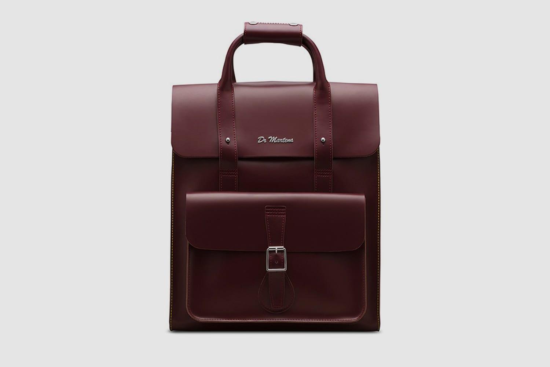 Dr-Martens-Burgundy-backpack