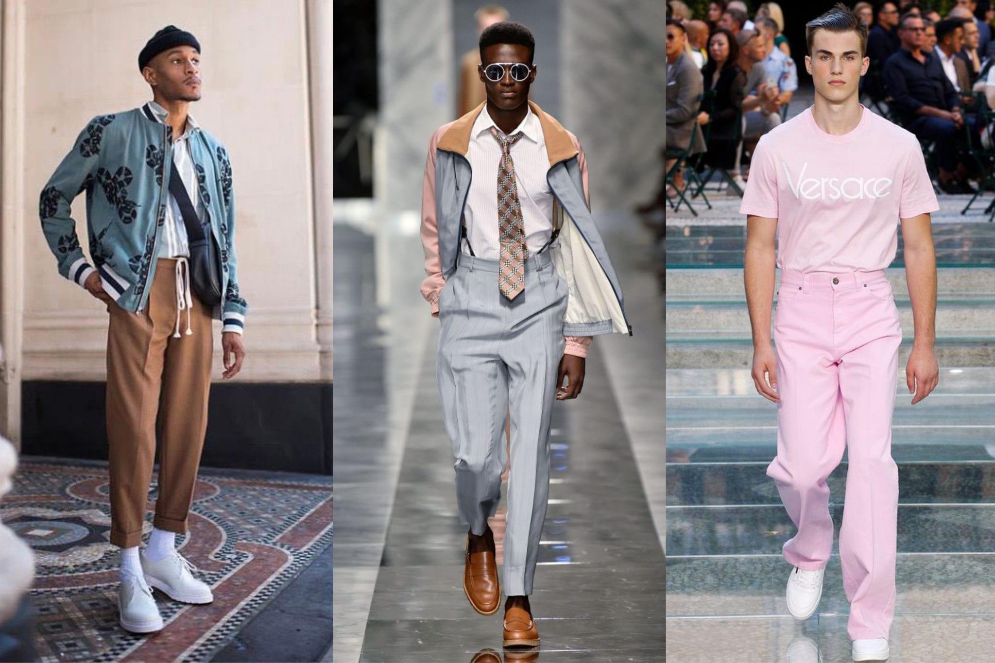 Top 5 Menswear Summer Trends We Are Basket