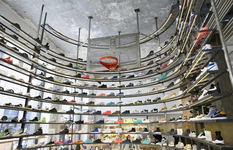 Five Great Sneaker Stores in Milan