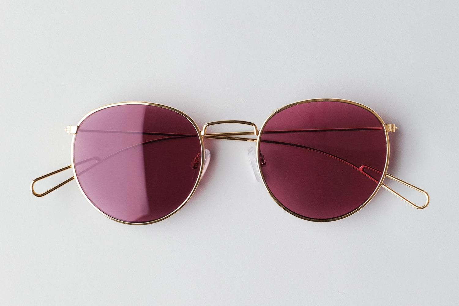 Weekday-round-sunglasses