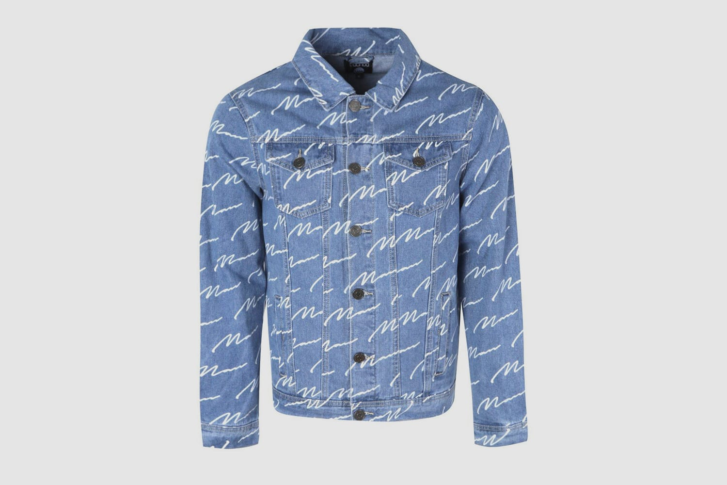 Boohoo-Man-Printed-Denim-Jacket