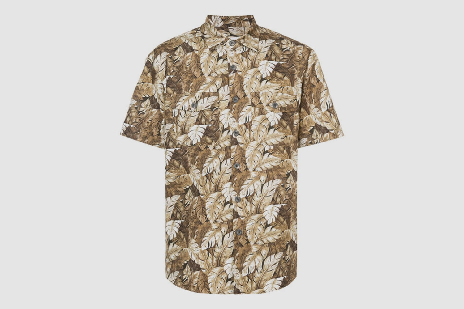 Julien-David-Printed-Shirt