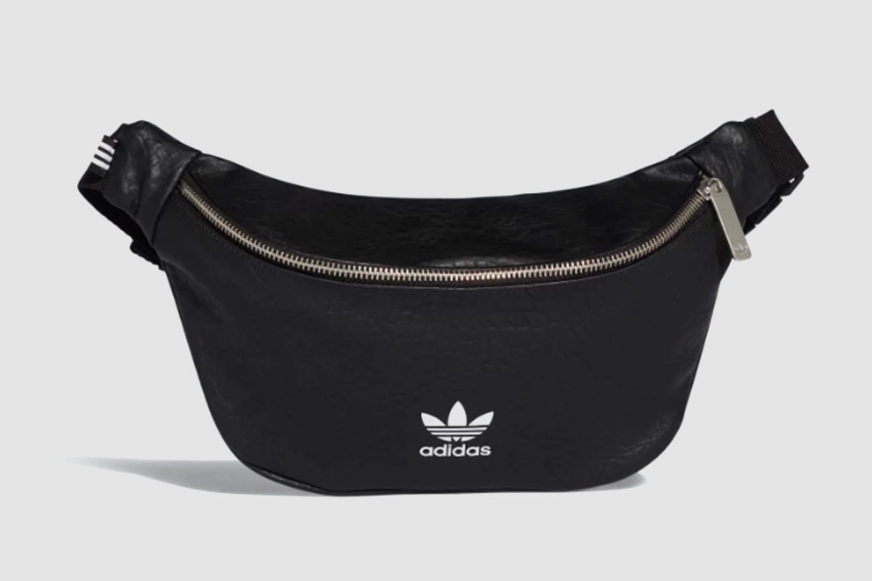 Home Adidas Originals Leather Belt Bag