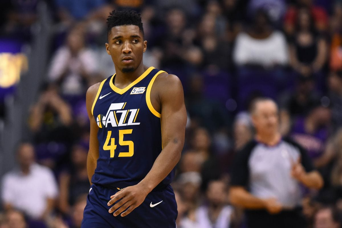 Image result for donovan mitchell usa today