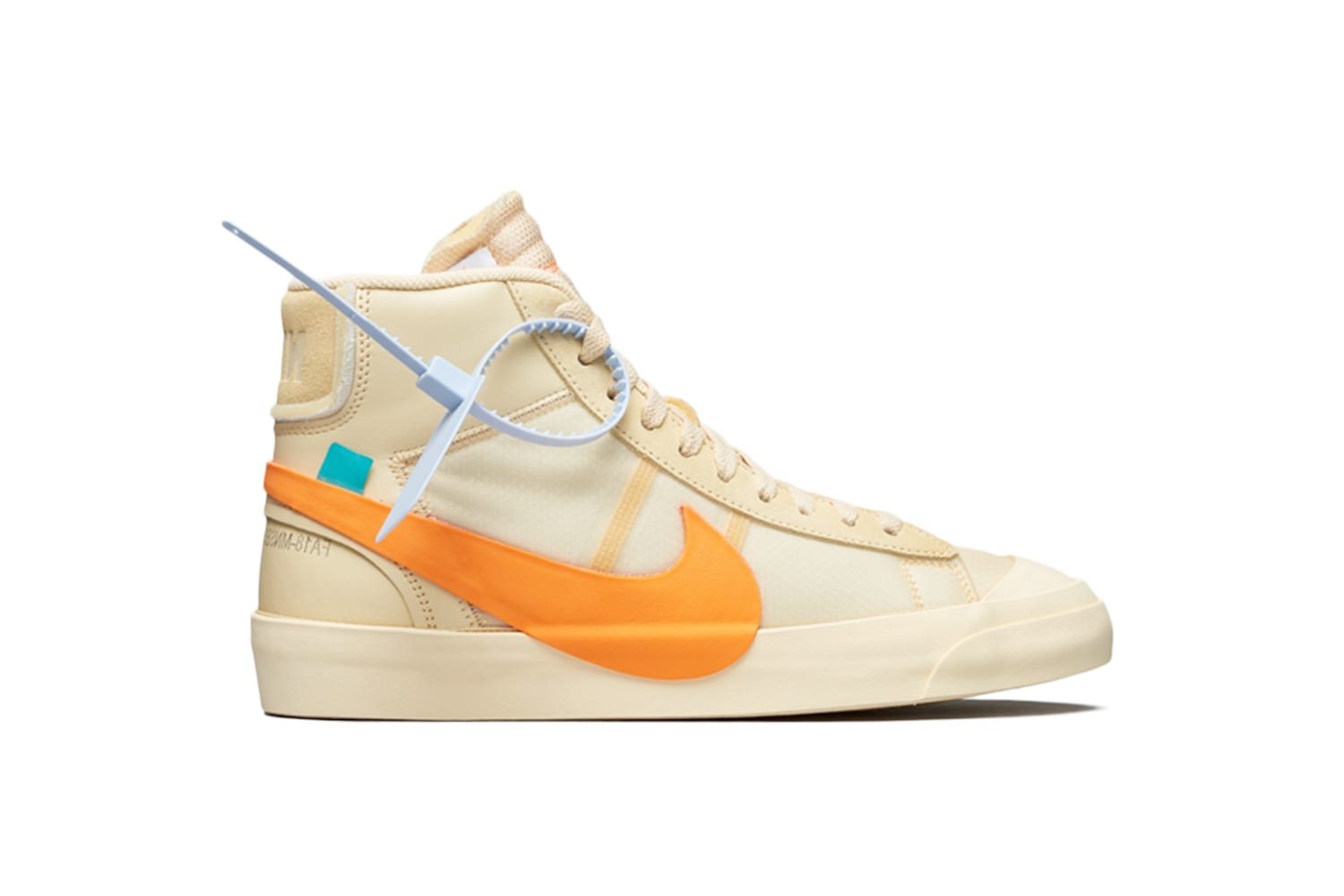 new product 36d36 08d32 ... france home off white x nike blazer mid all hallows eve 1.1 3 okt 1ce1d  935b7