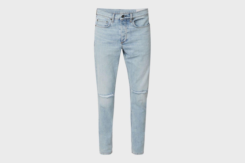 Rag-&-Bone-slim-fit-jeans