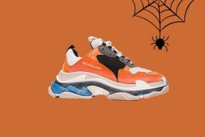 official photos c402e c95a0 These Balenciagas will improve your Halloween outfit by its pumpkin  inspired look. But the best part about these Halloween sneakers is that you  can rock ...