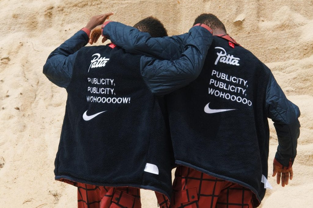 outlet store 30398 1d628  Publicity Publicity Wohooooow! , is the latest collection from Patta in  collaboration with Nike. For the campaign of this collection, Patta  introduced ...