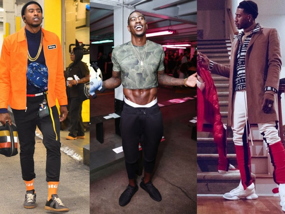 99bbe472d4a Five Times Iman Shumpert Slayed With His Outfit