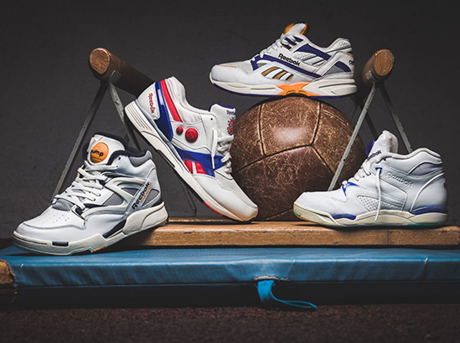 5f184d0c2ed Sneaker History - Pump Up and Air Out! — We Are Basket