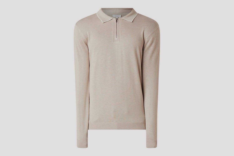 Reiss-Knitted-sweater-oakmeal