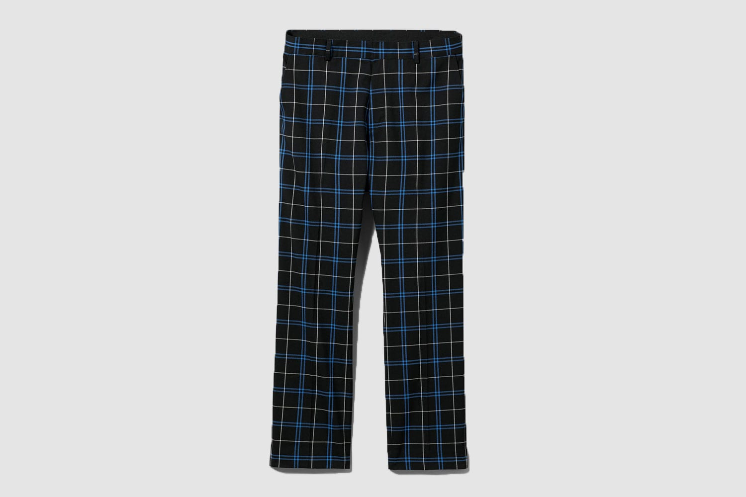 Weekday-Checked-Trousers
