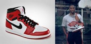 online retailer a4888 1f2d2 Notorious Air Jordan I 1984-85