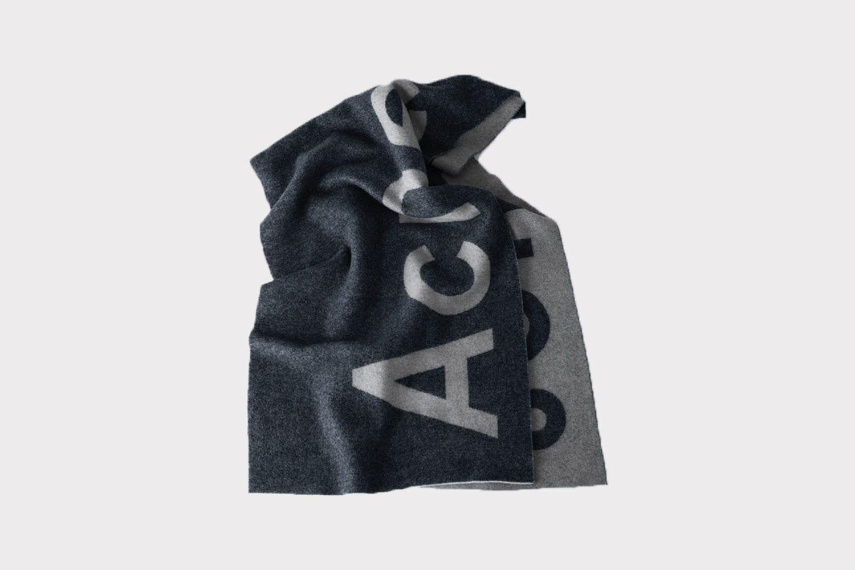Acne-Studios-logo-scarf