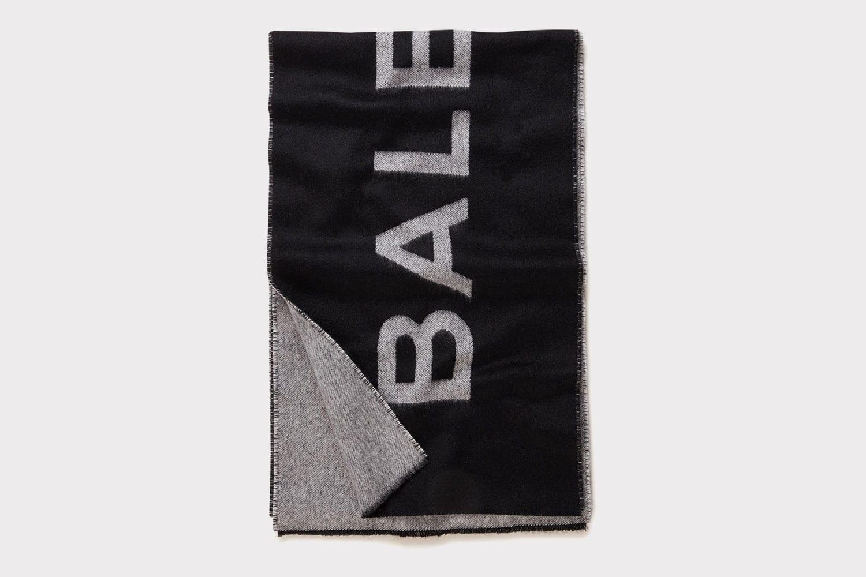 Balenciaga-Logo-Scarf