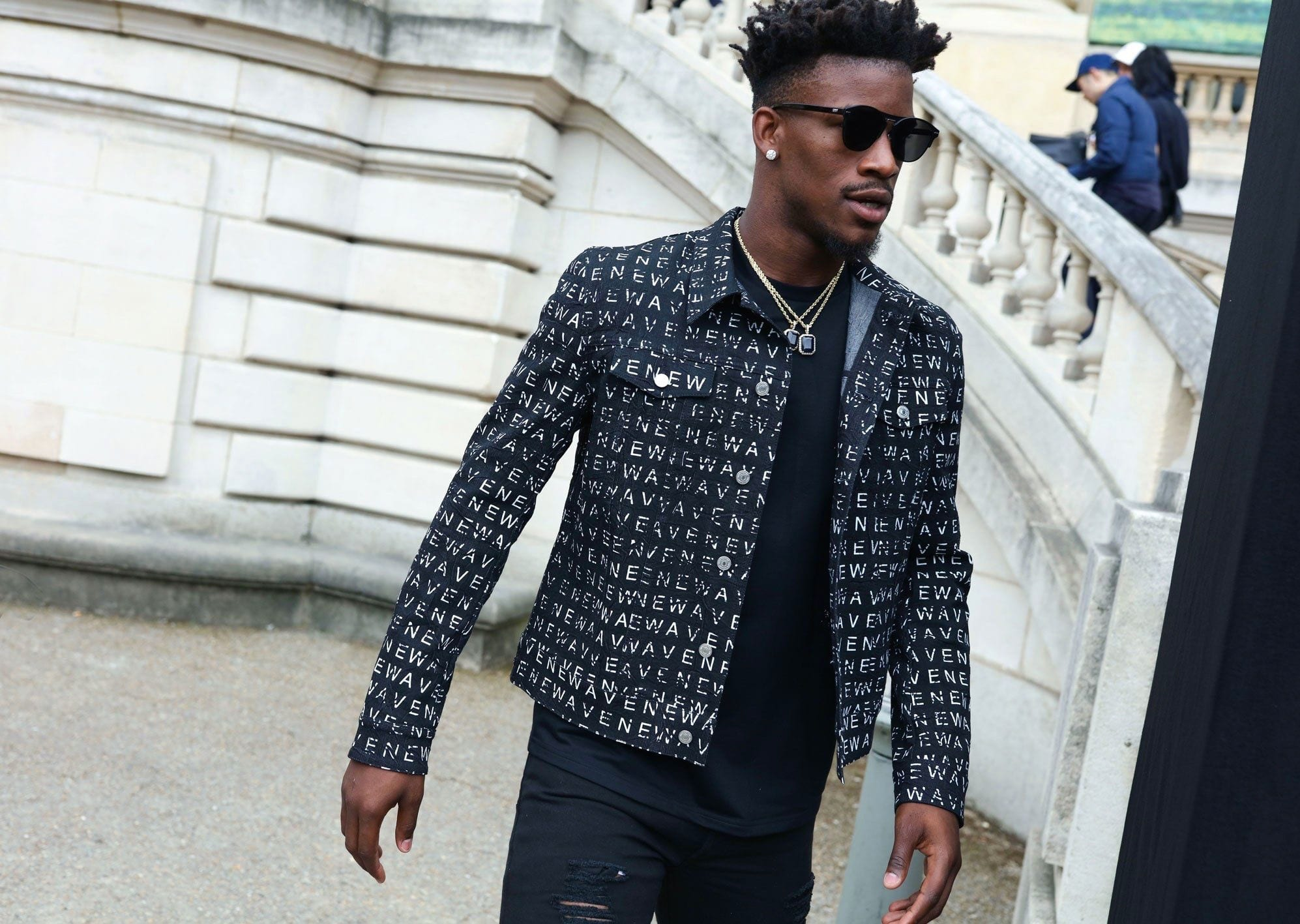 Five Times Jimmy Butler Slayed With His Outfit We Are Basket