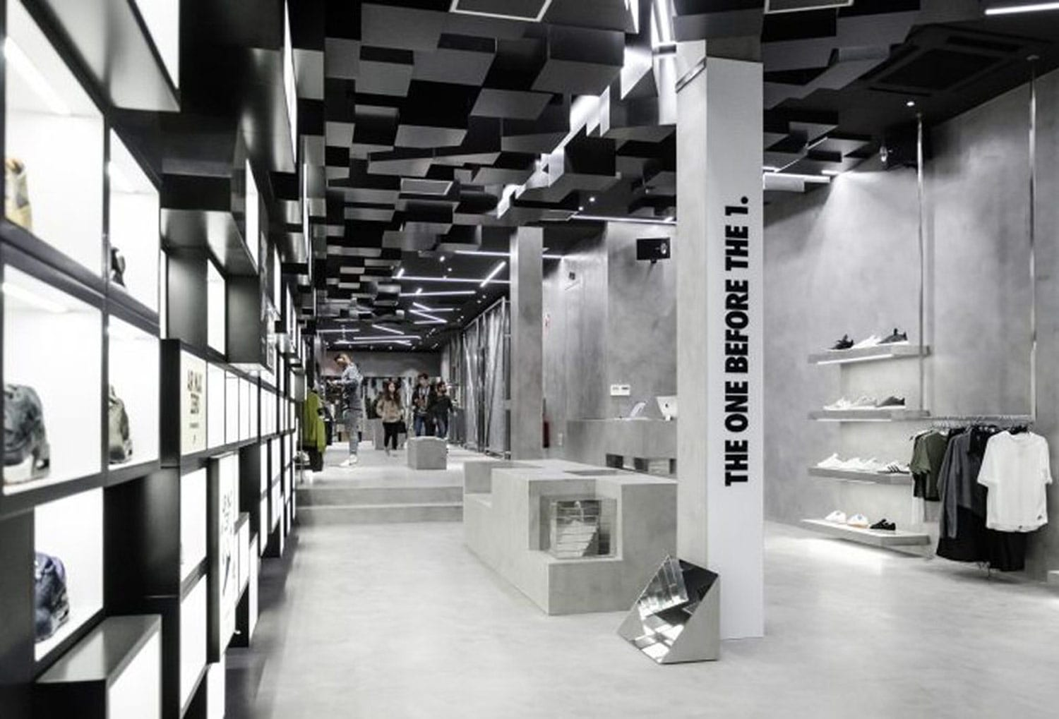 5d8d8d1bb Four Great Sneaker Stores in Madrid — We Are Basket