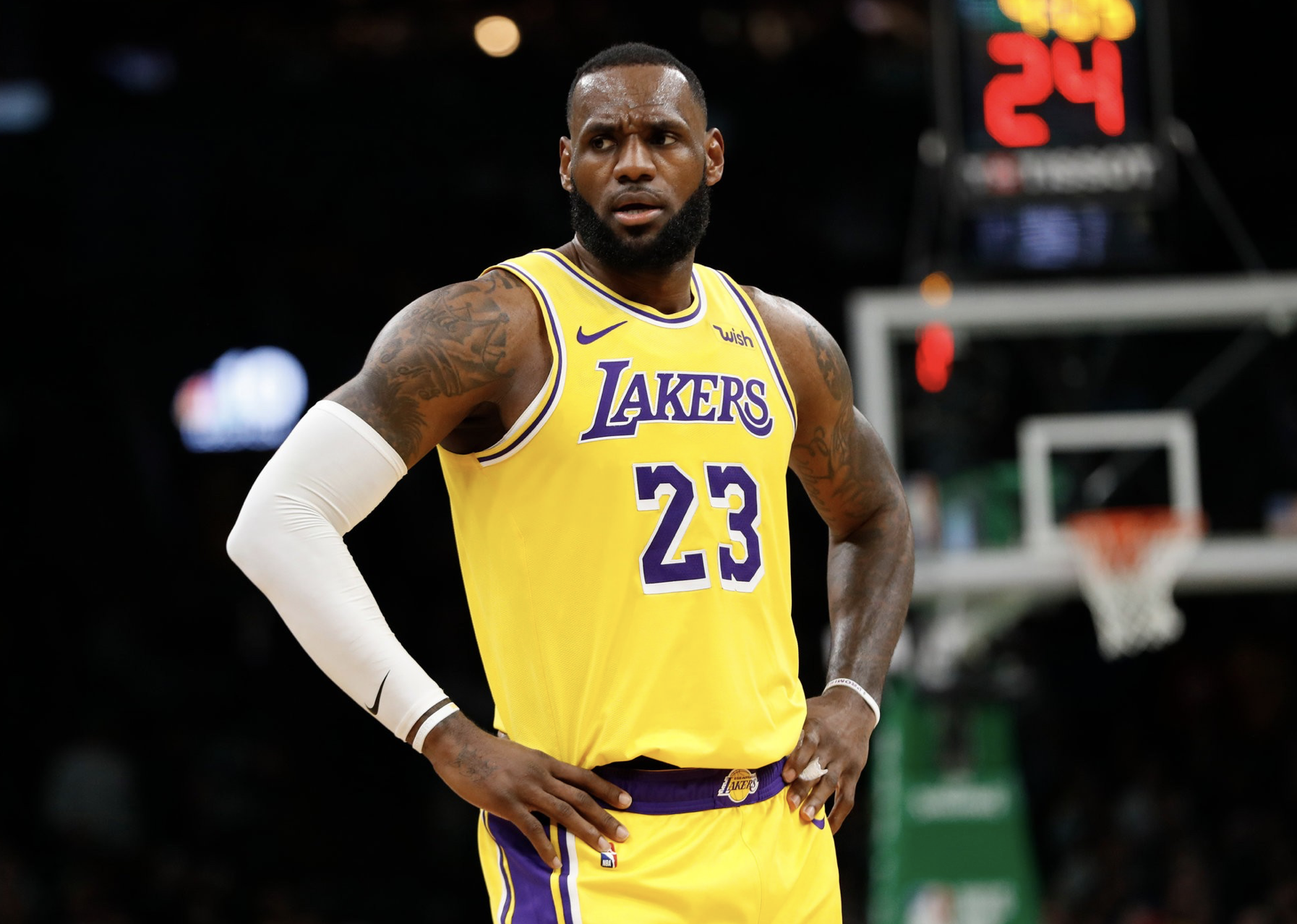 Can Lebron James Become The All Time Scoring Leader In The Nba We Are Basket