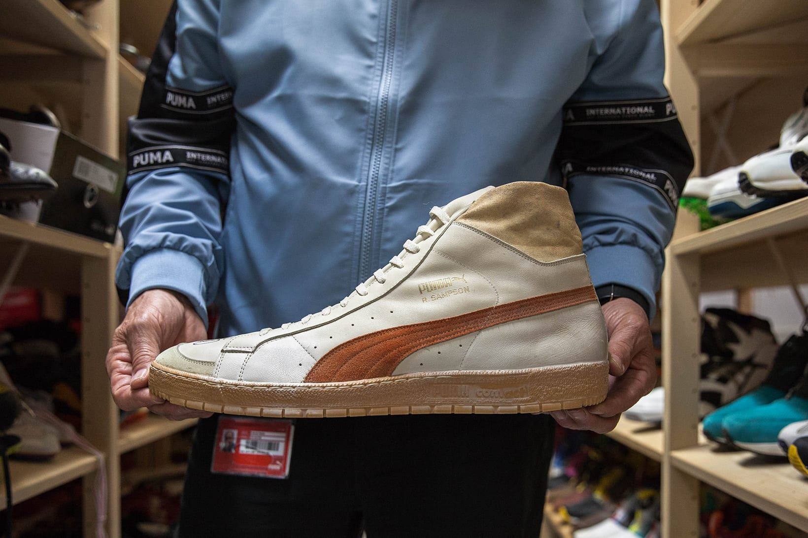 Timeline of The Puma Basketbal Sneakers — We Are Basket