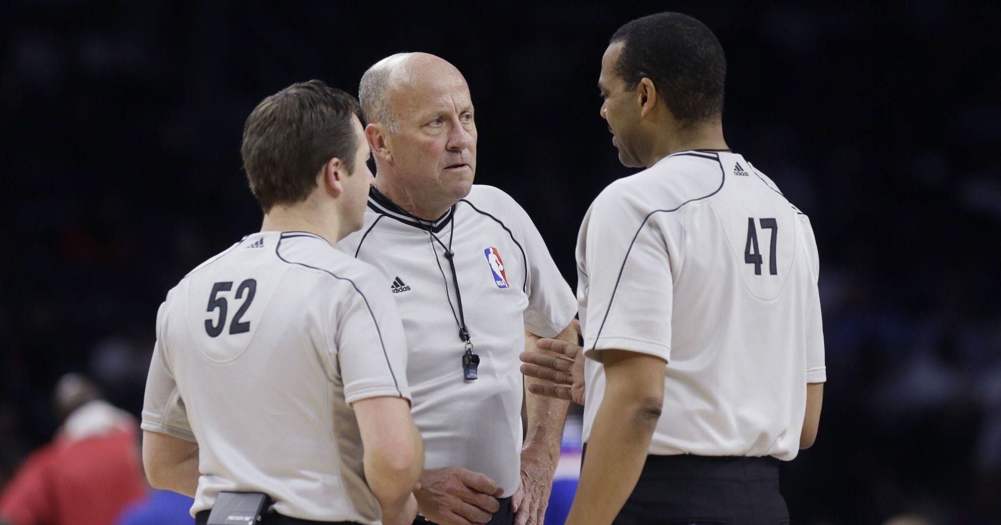 d7f7a3639af The Referees Discuss Their Calls on Twitter — We Are Basket